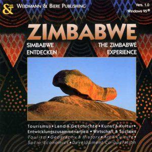 Zimbabwe Experience CD